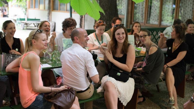 Nur Gewinner bei der Vienna Foodie Quest © Markus Bacher