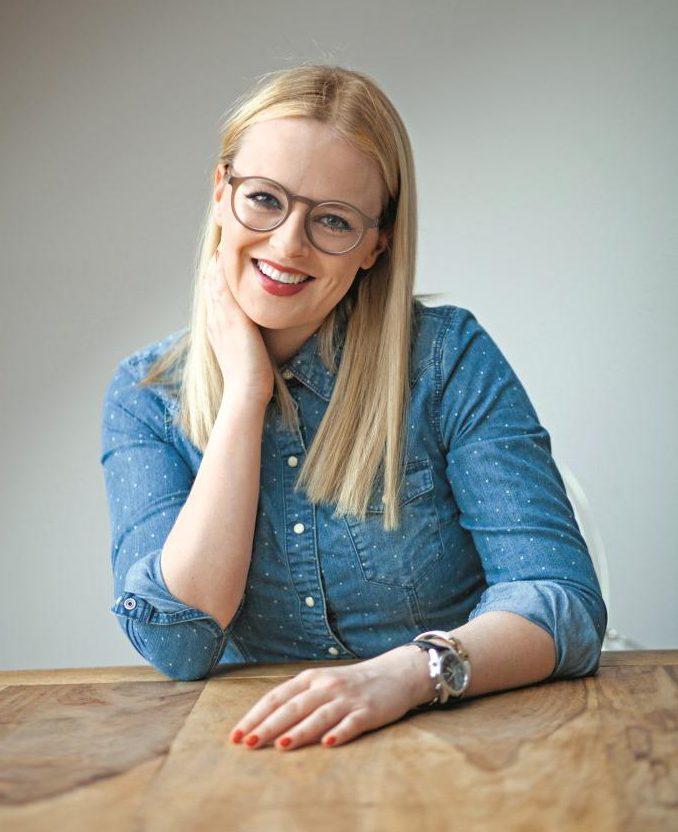 Lola Chefredakteurin Anna Wagner