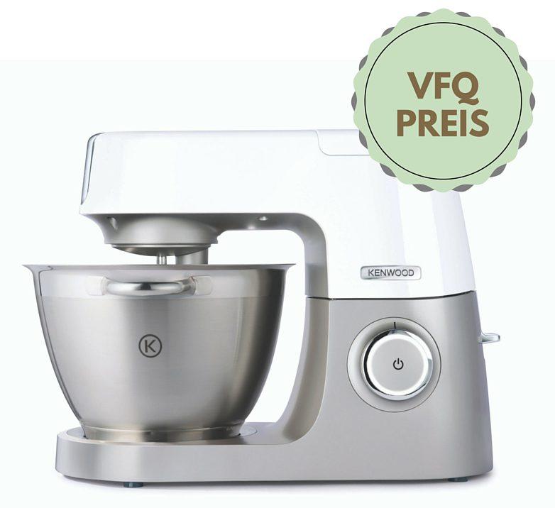 Der VFQ16-Hauptpreis: Eine KVC5010T Chef Sense von KENWOOD