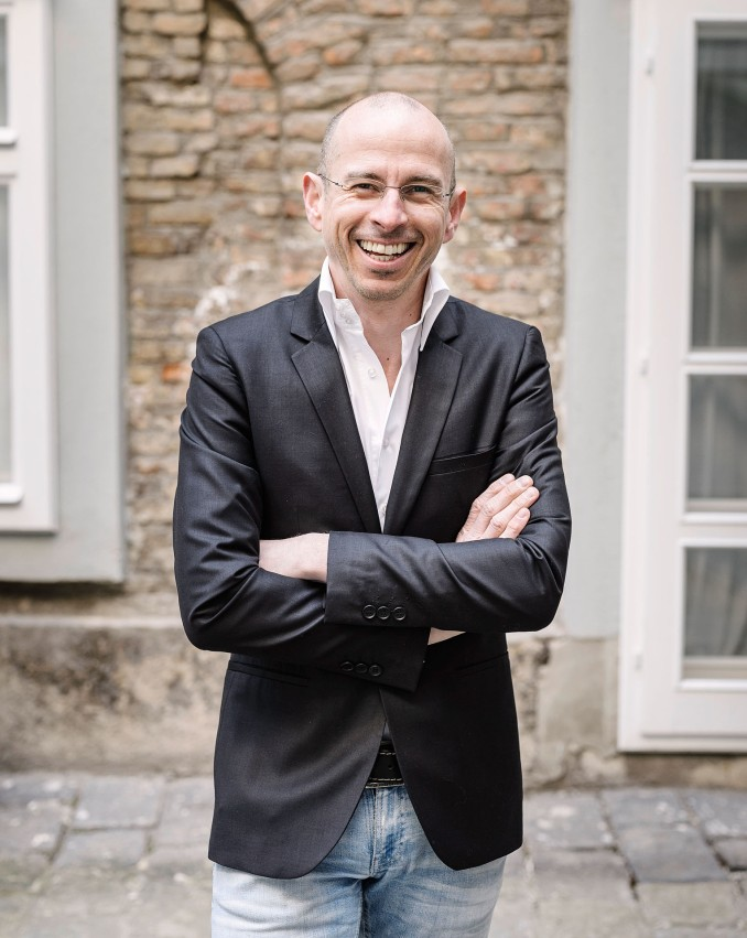 Kulinarik-Experte Johannes Lingenhel © Christof Wagner