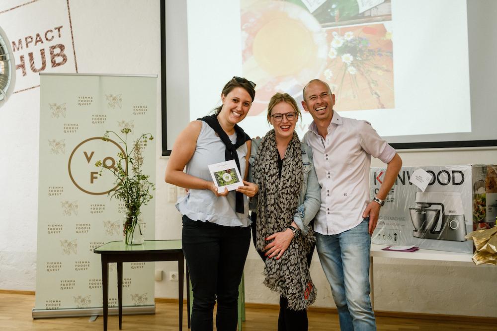 """@ga_by_m Gewinnerin in der Kategorie """"Best Behind The Scenes"""" © Jürgen Pletterbauer"""