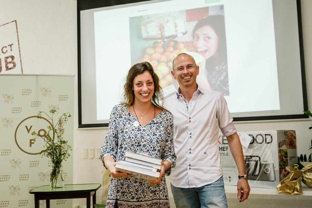 """@_tickytacky_ Gewinnerin in der Kategorie """"Bester Genussmoment"""" © Jürgen Pletterbauer"""